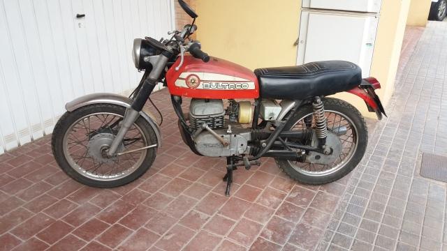Mi Bultaco Mercurio 175 Gt 2427ofo