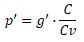¿Cuál es la fórmula correcta para calcular la composición orgánica del capital (COK)? 244um9z