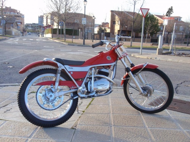 Fotografías Bultaco Chispa 25arbe9