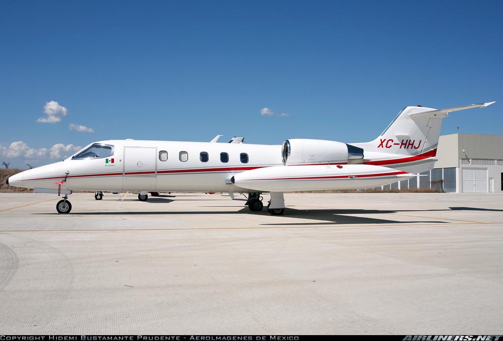 Aeronaves  Matriculas  XC-  ( Por Estados) 25at2td