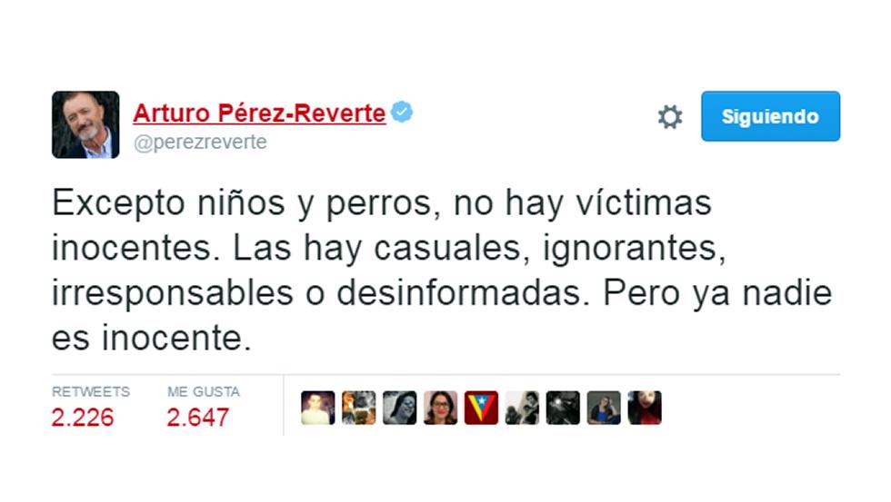 """""""Me cago en Pérez Reverte: ¡vivan las brigadas internacionales!""""- Artículo de Rafael Narbona 25jjzn8"""