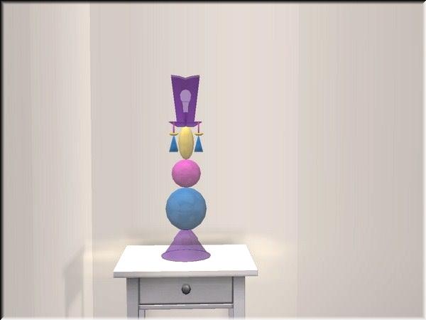 Whimsical Table lamp 264n8g6