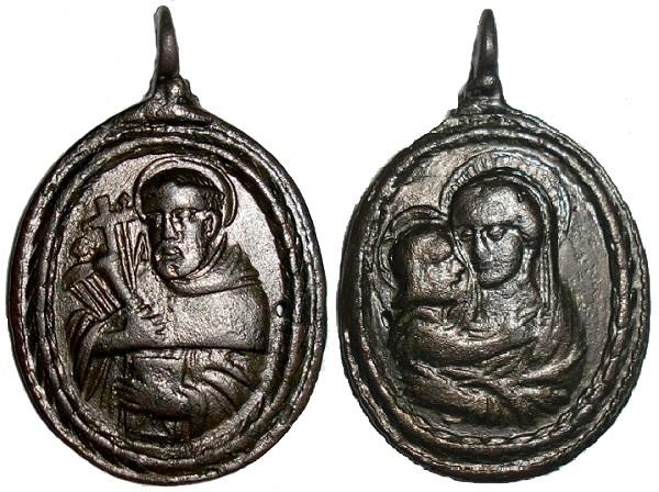 San Bernardo de Claraval y Virgen Maria de Vico (Mondovi) (MAM) 27yxrx5