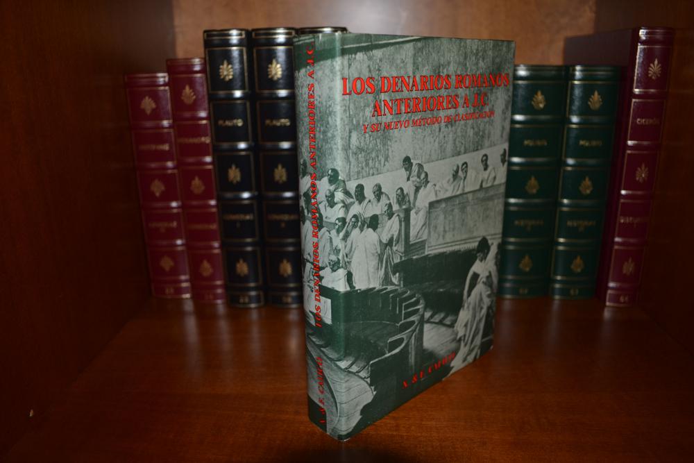 Vendo El Sear y Los Denarios Romanos Anteriores a J.C 2873e42