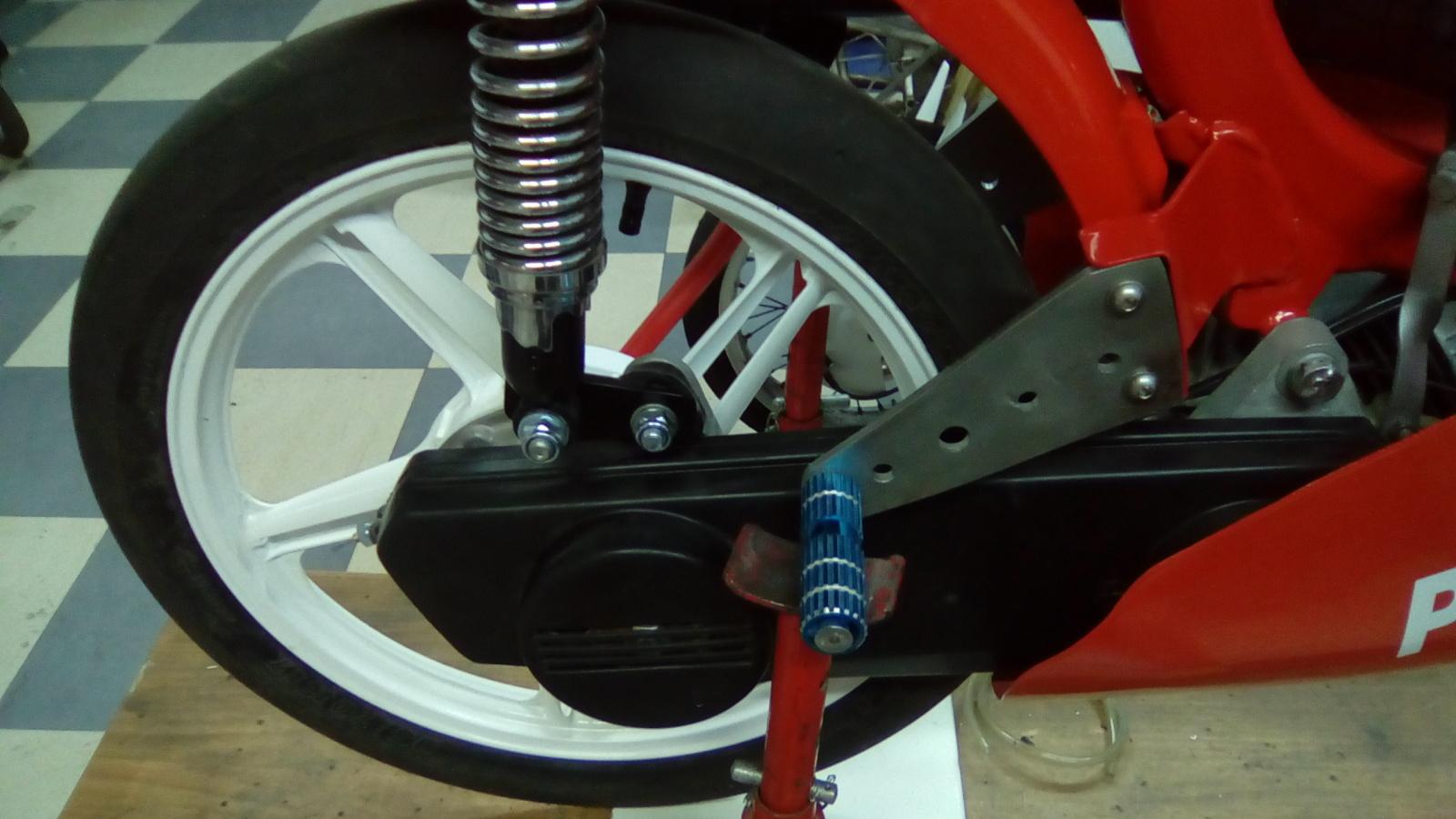 VESPINO - Proyecto Vespino de 65 cc. de Velocidad. - Página 2 28hq649