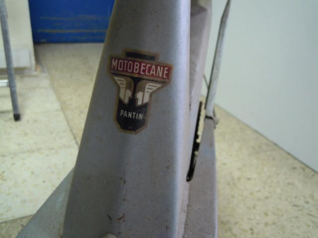 Motobecane - Mobylette AV-3 en venta 28ip3qb