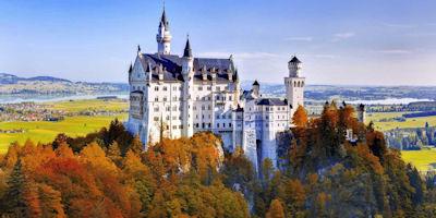 Neuwschanstein Castle