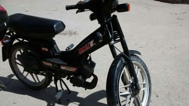 GAC Onix 2 negra de un recién llegado. 28w07mc