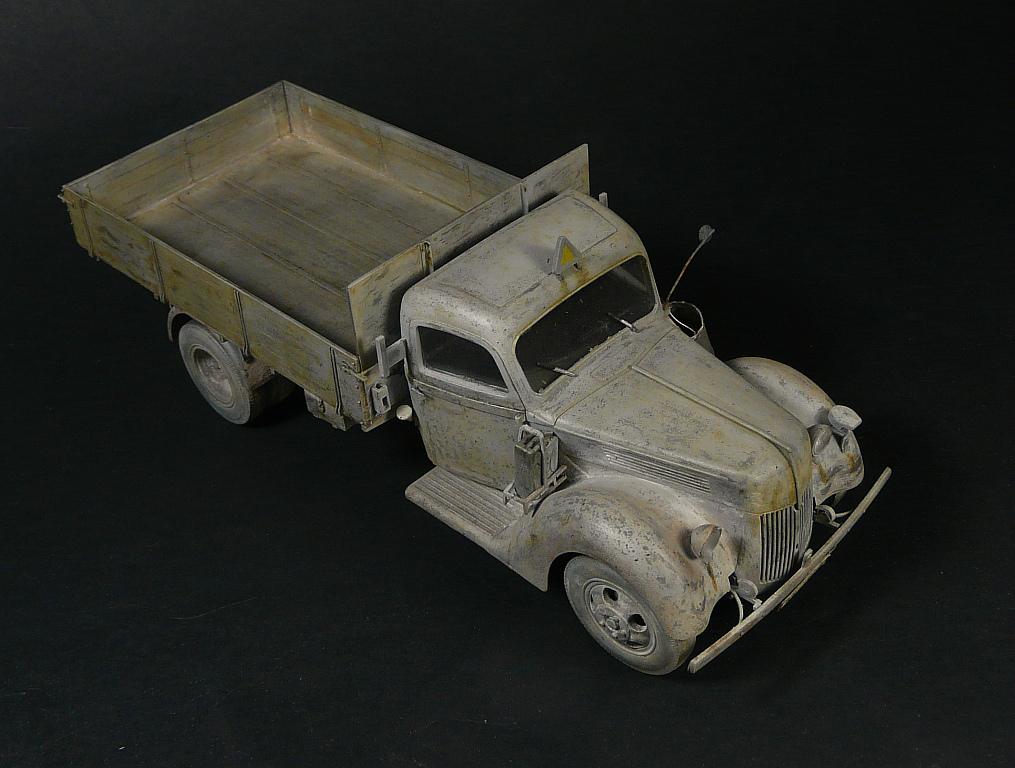 Ford V3000S,1:35,Моделист 29p6639