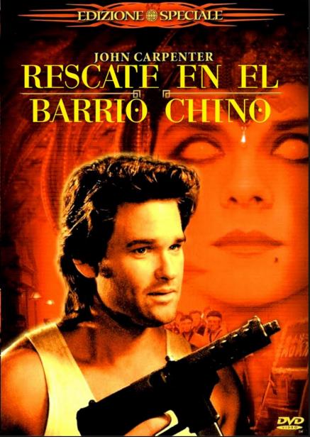 Rescate en el Barrio Chino - Big Trouble In Little China