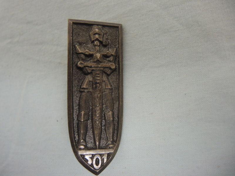 501 char combat matriculé / 1944 ? 2afaj2c