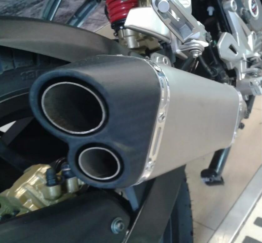 Escape deportivo Cañossilen que ofrece líder motos 2chqib5