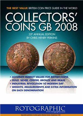 Monedas de Colección de Gran Bretaña 2008 (35th Edicion) 2dui068
