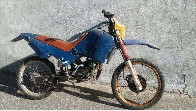 Rieju Drac 50 cc 2ecqjbd