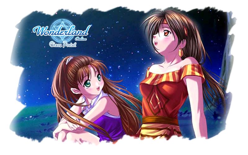 Wonderland Online Chaos Portal
