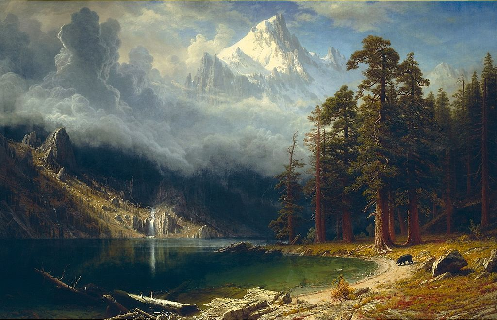 Pinturas de las Montañas Rocosas 2ew0ig4