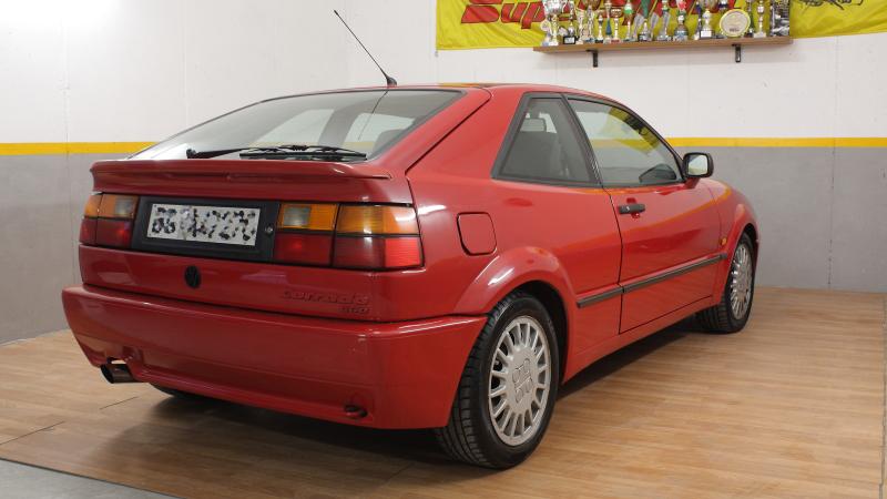 1990 VW Corrado G60 2hpt2sg