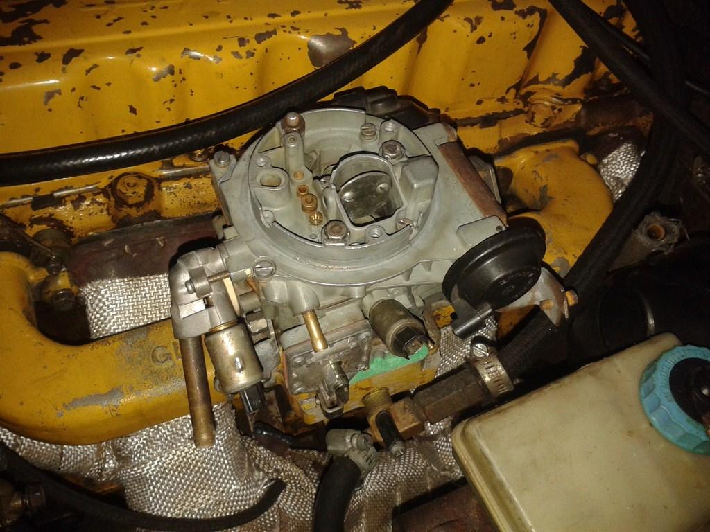 TUTORIAL de Instalação do Carburador 3E no Coletor do H34 com flange! 2hpu2dt