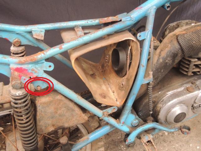 Comprovacion resistencia, diodo Bultaco 2hqv6hi