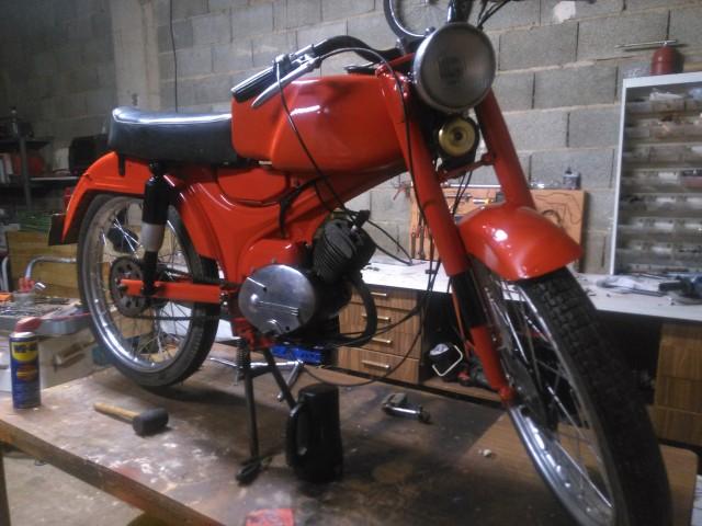 Moto Guzzi Dingo... regalada 2hziybm