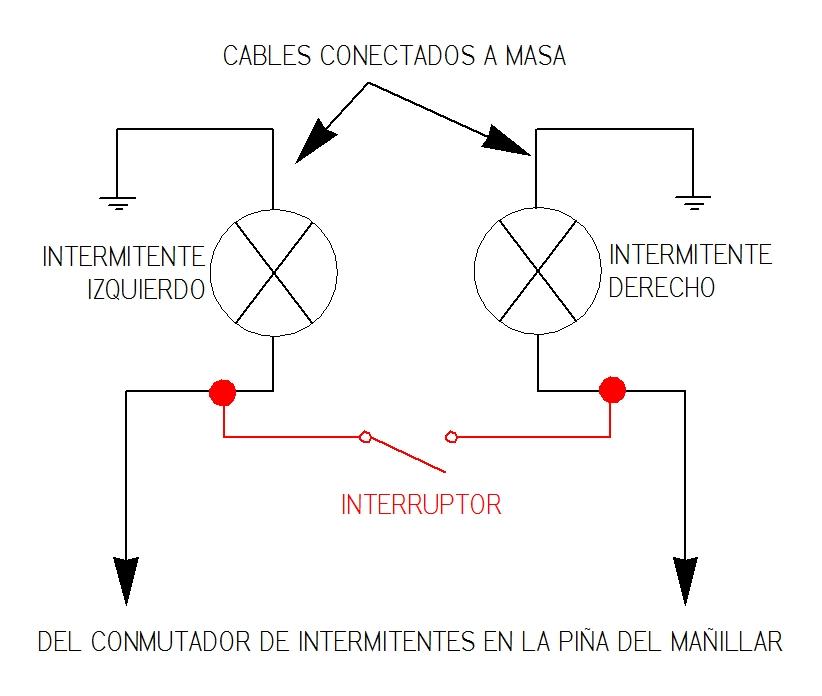 INSTALACIÓN DE LUCES DE EMERGENCIA (WARNING) 2lcqiwj