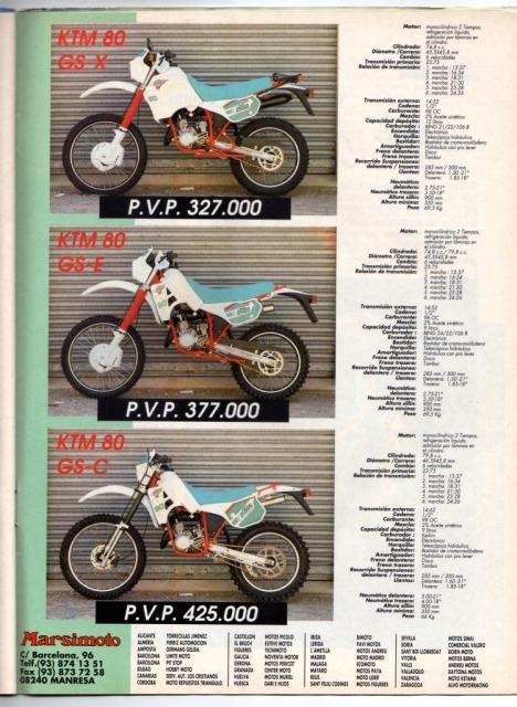 KTM 80 ¿Qué modelo? 2lm8hzc