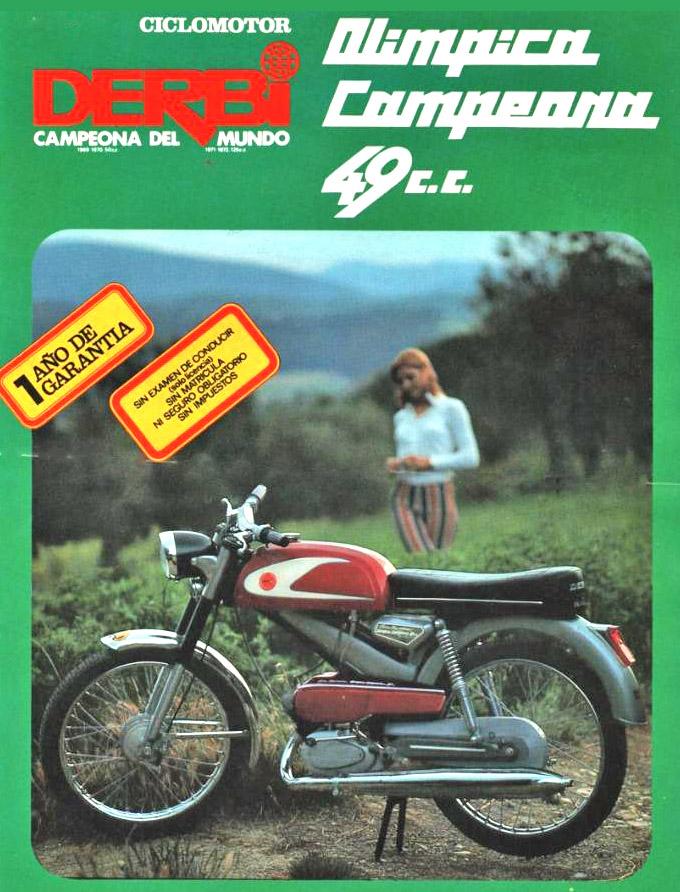 Derbi Antorcha en Motociclismo Clásico 2lsb0av
