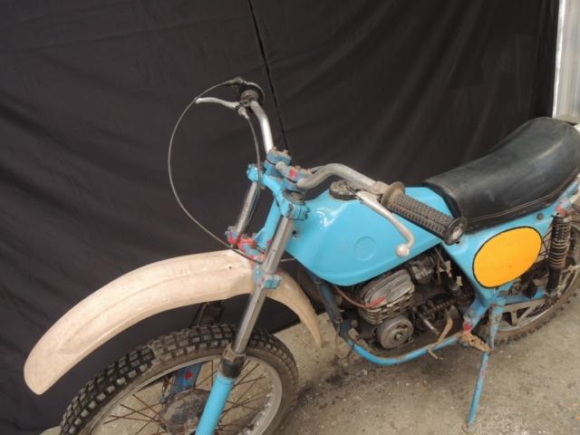 Bultaco Frontera 74 125 ? by JOROK 2lu83no