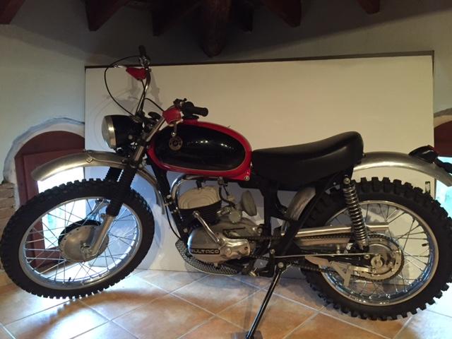 Colección TT Competición: Bultaco,Montesa,Ossa 2lx8orl