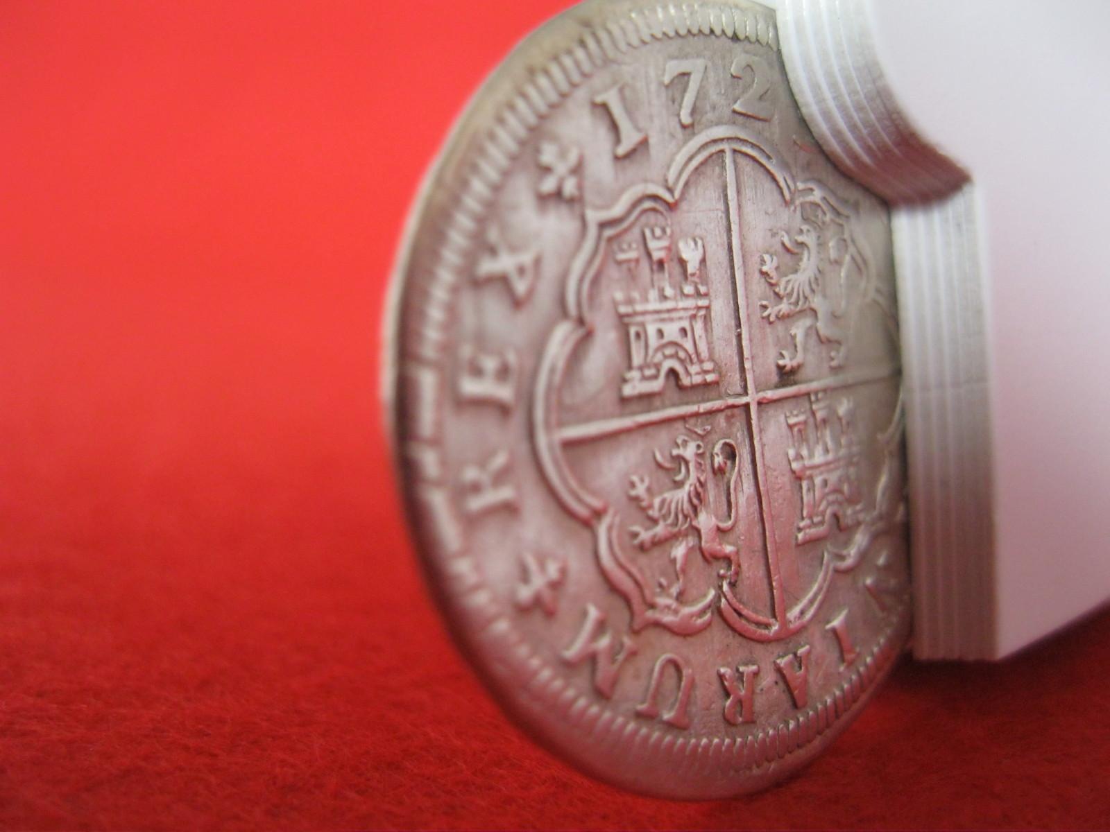 2 reales 1723. Felipe V. Madrid 2nir5lv
