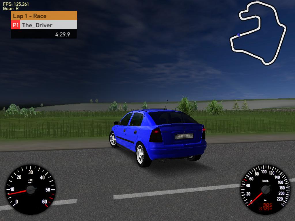 Opel Astra 1.6 16v 2po9v0g