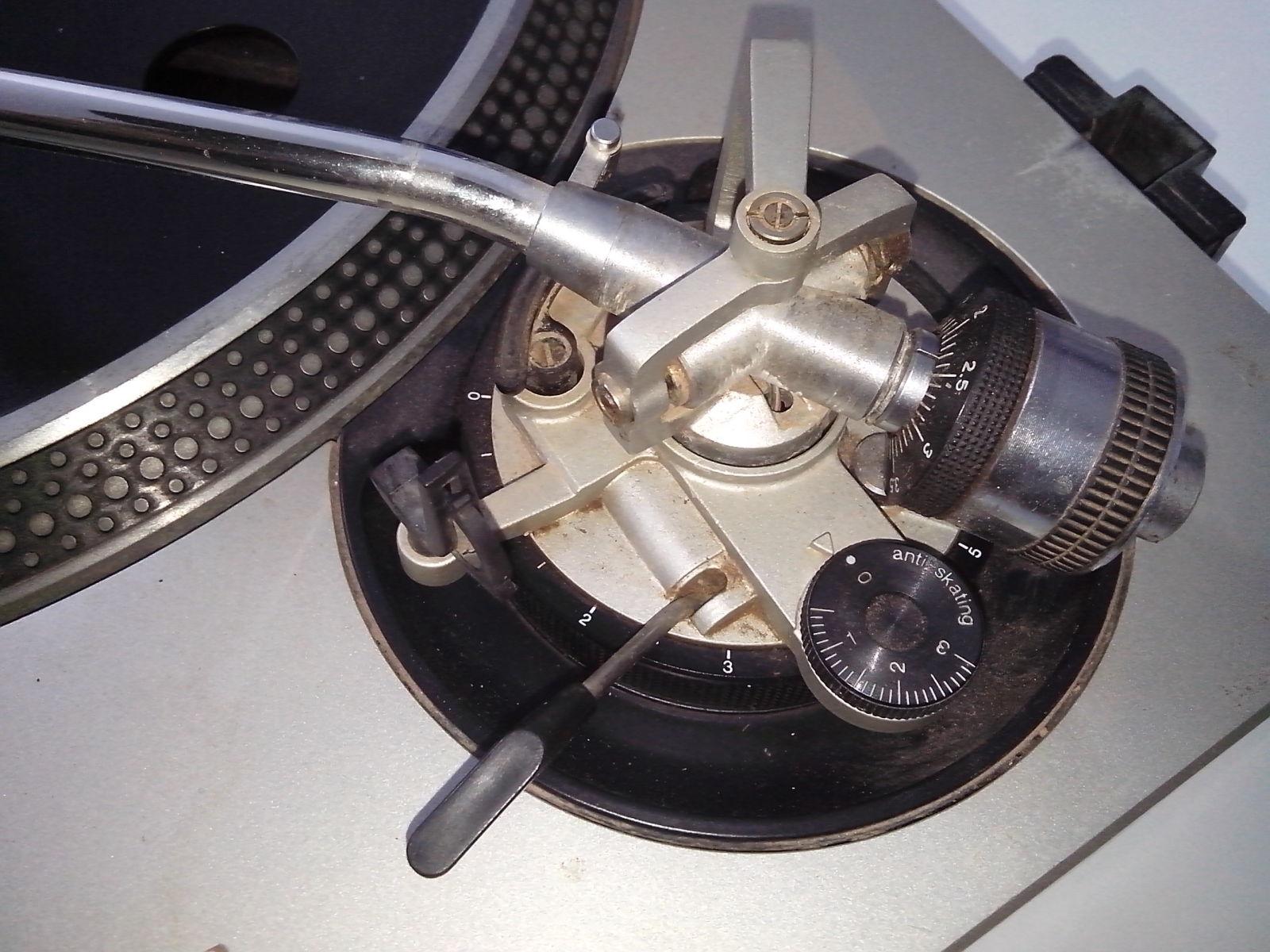 Restauración y mejora de un Technics SL1200 2ptcdjt