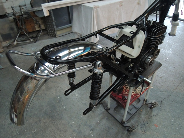 metralla - Bultaco Metralla GTS * by Jorok 2q37l2q