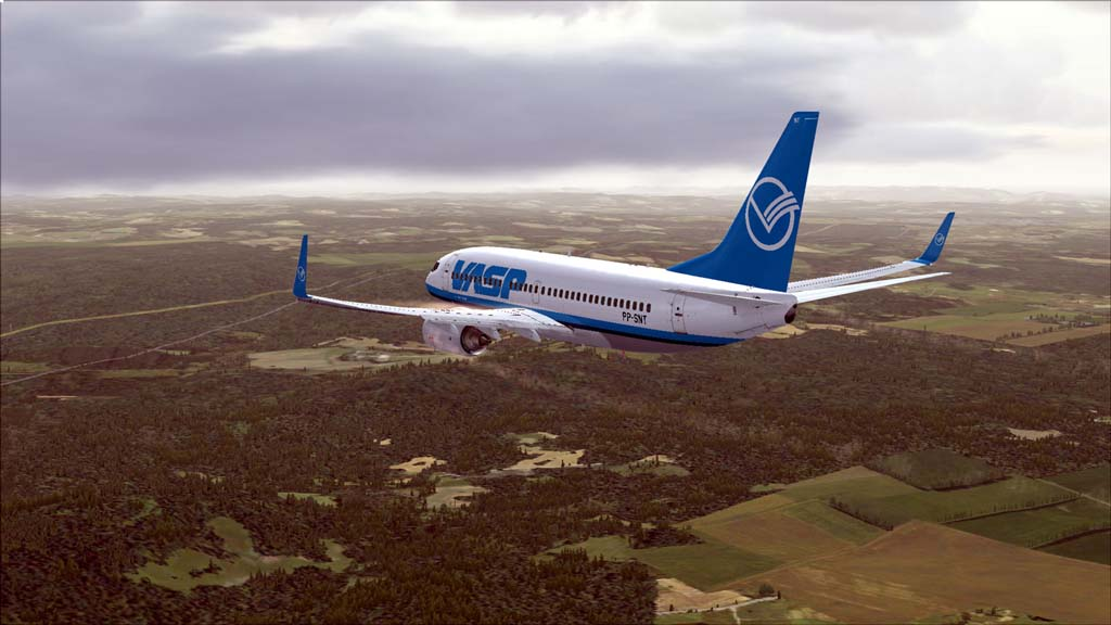 Boeing 737-700 Vasp 2q3rtkn
