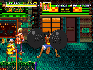 Streets Of Rage 2 - One piece- 2q8ymvo