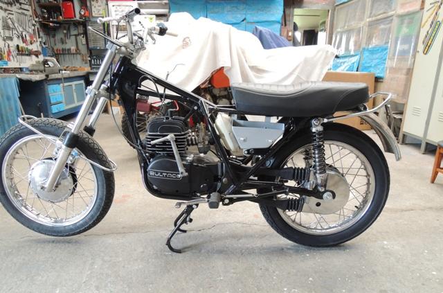 metralla - Bultaco Metralla GTS * by Jorok 2qt9wd0