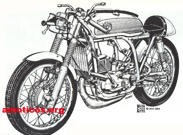 Replica Bultaco TSS 350 - 1967 2rcwhdy