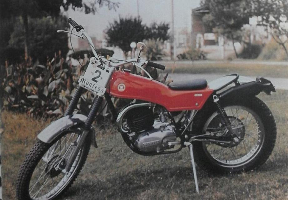 cota - Montesa Cota 247 * Super76 2s7azat