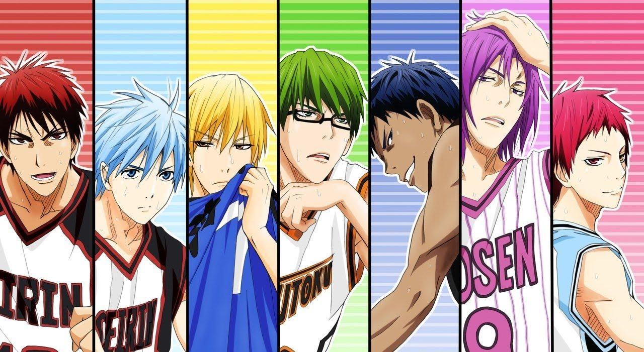 جميع حلقات الموسم الأول Kuroko no Basket كروكو نو باسكت مترجم للتحميل 2s7csix