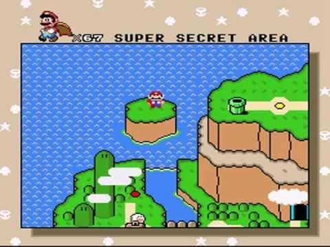 Niveles de Super Mario World. 2u90h3c