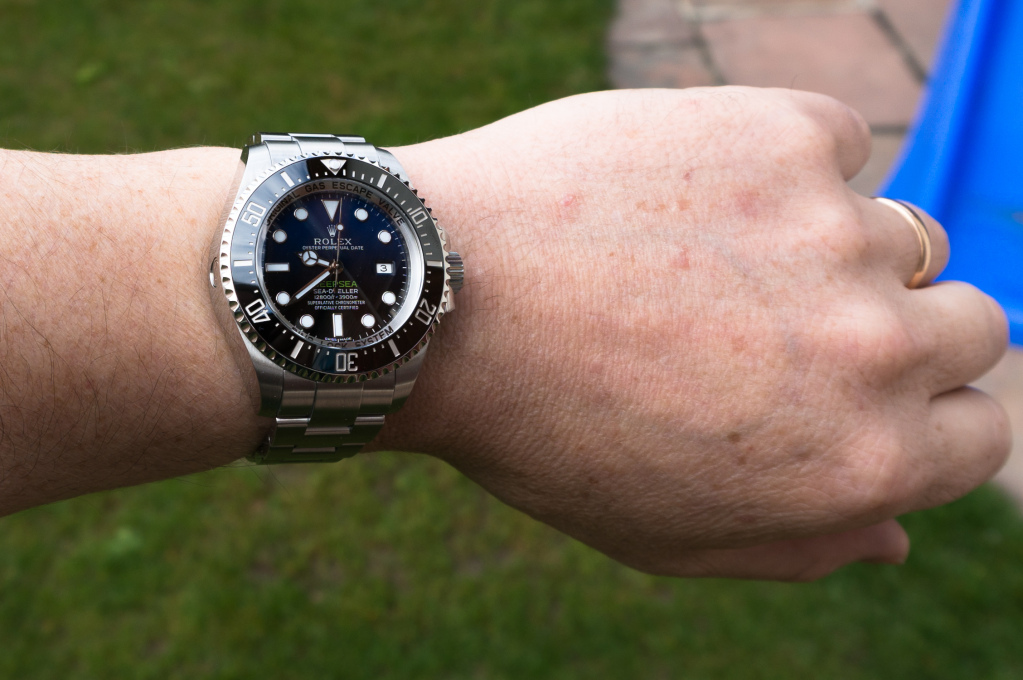 Dweller - Présentation de la Rolex 116660 SDDS D-Blue James Cameron 2urse2x