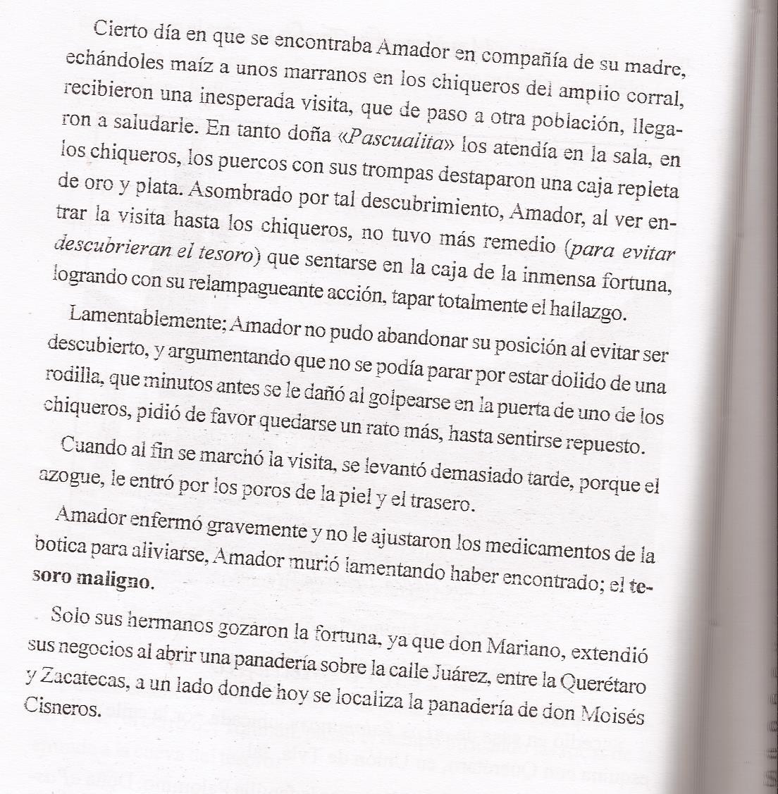 RELATOS DE TESOROS:  EL TESORO MALIGNO  2v1vqev