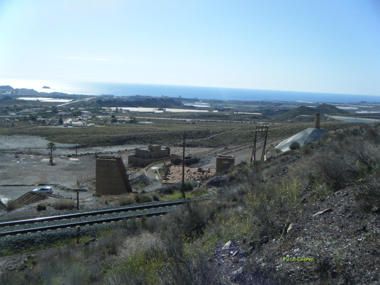 Corta San José, Pilar de Jaravía, Pulpi, Almeria, Andalucia, España 2v8pjpj