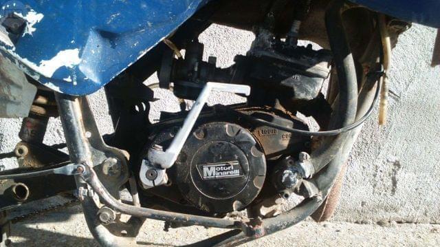 Rieju Drac 50 cc 2v92g42