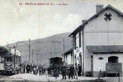 El tren petit de l'Alt Vallespir. 2vcfbrl