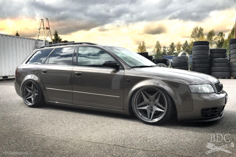 albanzo: Audi A4PR Avant 1.8T quattro '04 2vx3n6t