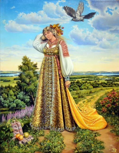 Богиня Жива 2ywuvxu
