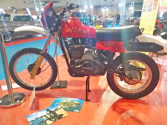 Sanglas 500 TT 2yybdkz