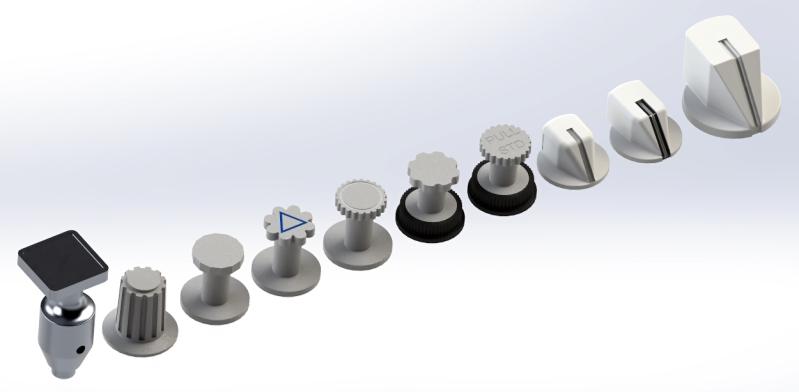 Knobs do Airbus prontos para impressão 3D 2z3uxpv