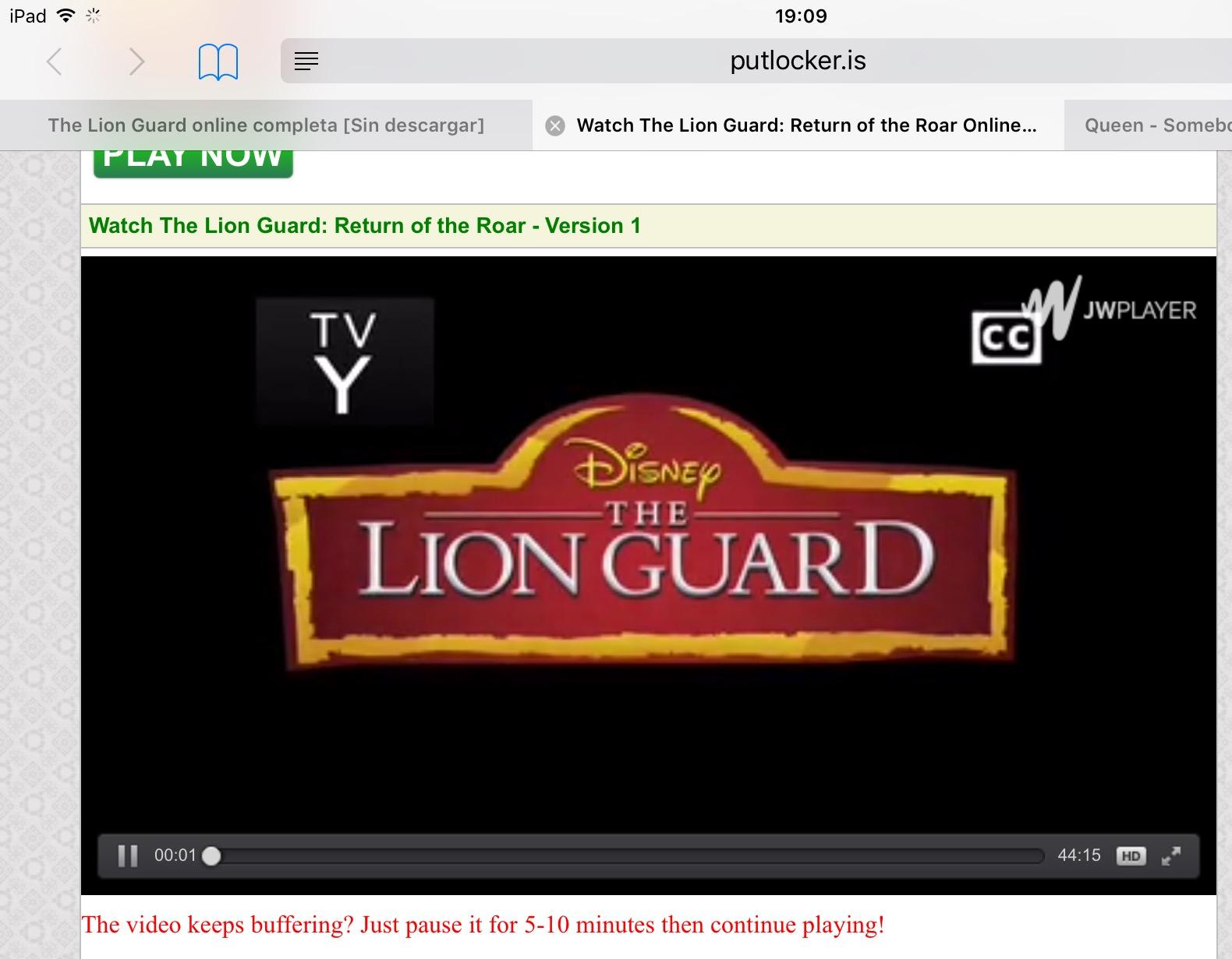 The Lion Guard online completa [Sin descargar]  2z83i2e